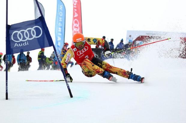 RFEDI: Quim Salarich busca los mejores resultados del Slalom mundial