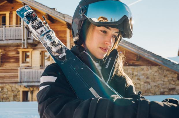 Esquís de pista Rossignol, REACT y NOVA