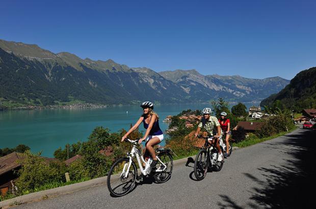 2 Rutas fascinantes en BTT por el corazón de Suiza