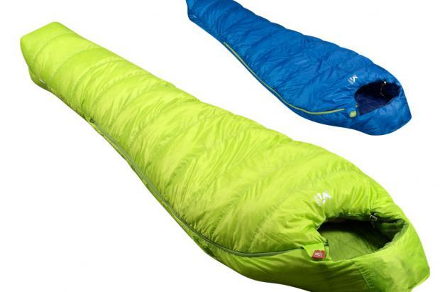 El saco de dormir más ligero: Alpine LTK de Millet