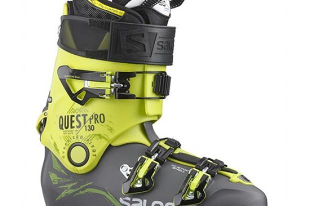La nueva Quest Pro 130 de Salomon, un nuevo concepto de bota