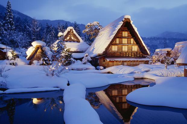 Descubre Shirakawa-Go y los Alpes Japoneses: la Nieve del Sol Naciente