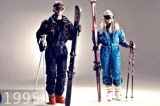 ¿Qué ha cambiado en el mundo del esquí en los últimos 25 años?