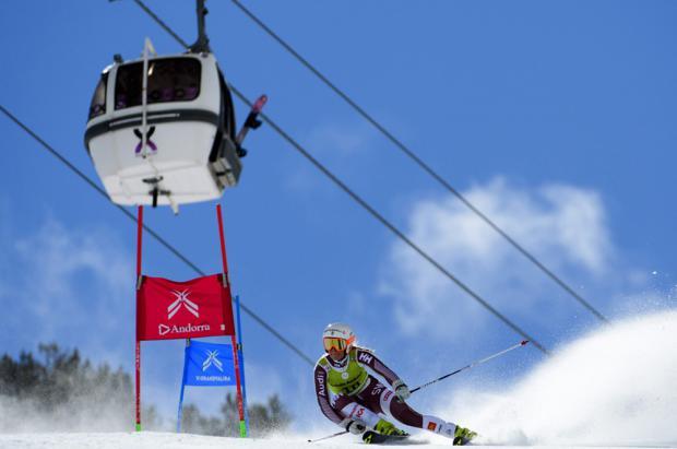 El esquí de alta competición mejora los resultados de las estaciones que lo albergan