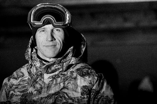 Leyendas del snowboard: Terje Hakonsen