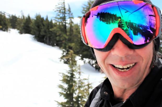 Leyendas del Snowboard: Terry Kidwell
