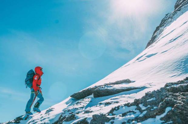 Colección Summit Series FW 2018 de The North Face. Testada en la Antártida