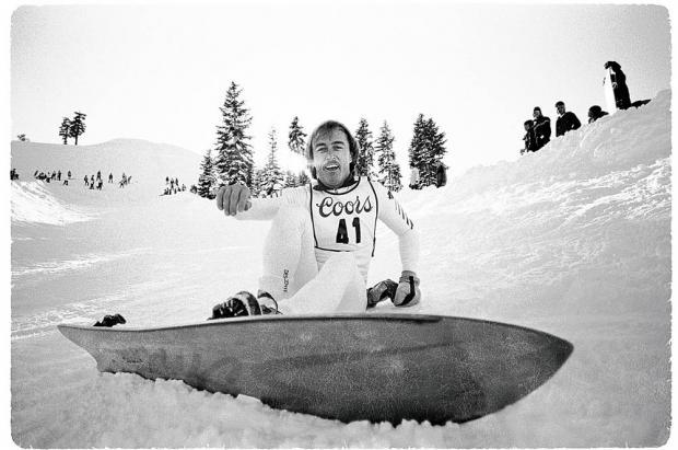Leyendas del snowboard: Tom Sims