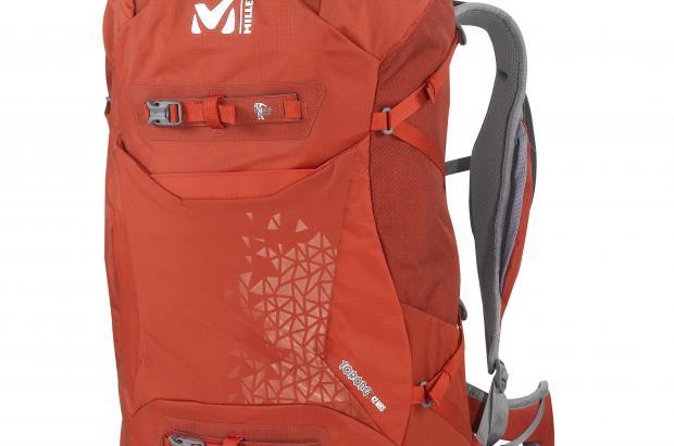 Mochila Torong MBS Backpack de Millet, ligera y capaz