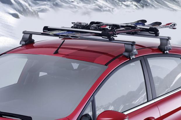 Las mejores formas de transportar tus esquís en el coche