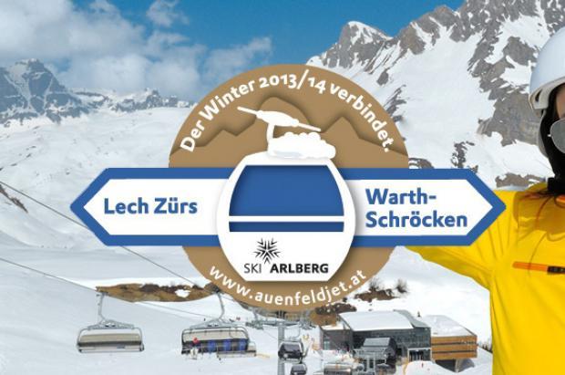 Lech Y Warth se unen para crear el área de esquí más grande de Vorarlberg