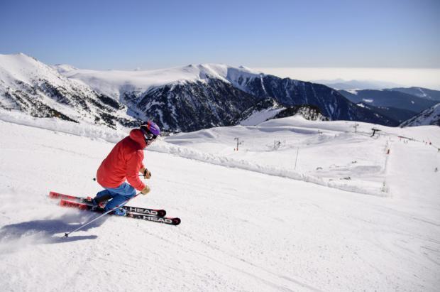 Abril, un gran momento para aprender a esquiar en las estaciones de FGC