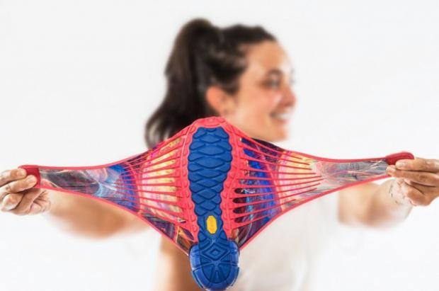 Zapatillas Furoshiki de Vibram: Una revolucionaria suela que envuelve todo el pie