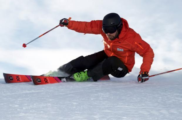 Nuevas tecnologías UVO 3D y 3D.Glass para los mejores esquís Völkl