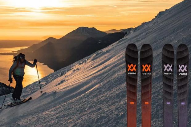 """Nuevos Völkl Rise Beyond 96: pensados para """"skimos"""" que buscan rendimiento en la bajada"""
