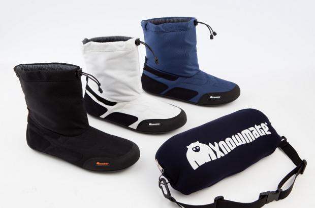 Xnowmate presenta unas revolucionarias botas de aprés-ski