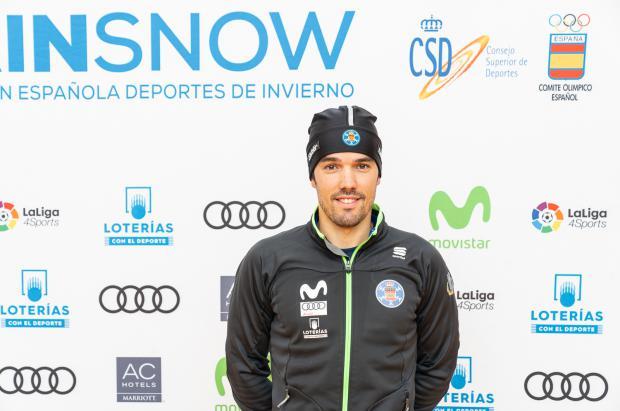 Imanol Rojo participará en los Campeonatos del Mundo de esquí nórdico en Seefeld