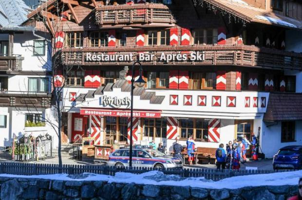 Austria reconoce que hasta 1.200 contagios podrían ser de la estación de esquí de Ischgl