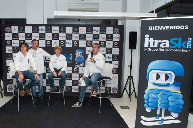Presentación de la Itra Ski Cup con el objetivo de recuperar las bases del Esquí Alpino de Madrid