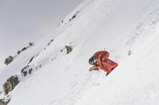 Jan Farrell comienza la temporada de la Copa del Mundo de Speed Ski clasificándose en el top 10