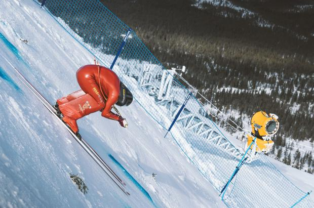 Jan Farrell escala tres puestos en Idre Fjäll, la pista más inclinada del planeta