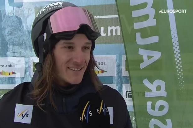 Histórico 4º puesto de Javi Lliso en la Copa del Mundo FIS de slopestyle de Seiser Alm (Italia)