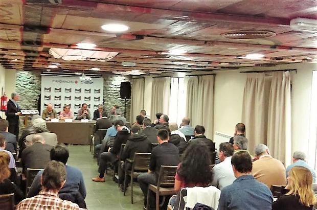 """La Prensa de la Nieve disfruta con ATUDEM del nuevo dominio de esquí aragonés """"100K"""""""