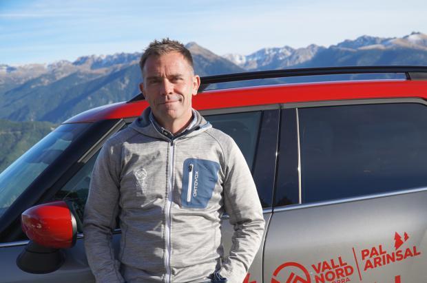 Josep Marticella, director de Vallnord – Pal Arinsal, no renovará su contrato tras 7 años al frente de la estación