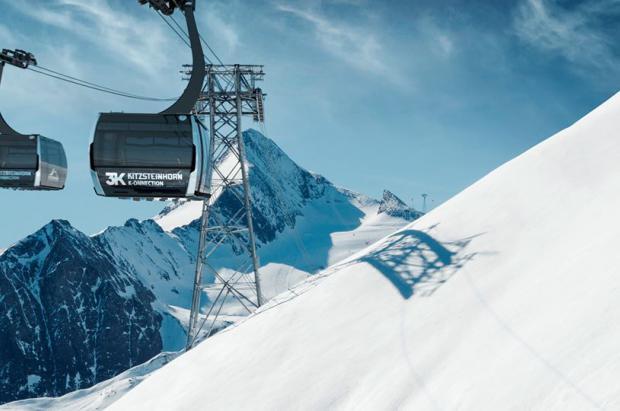 El glaciar Kitzsteinhorn (Austria) abrirá para el esquí de verano el 29 de mayo