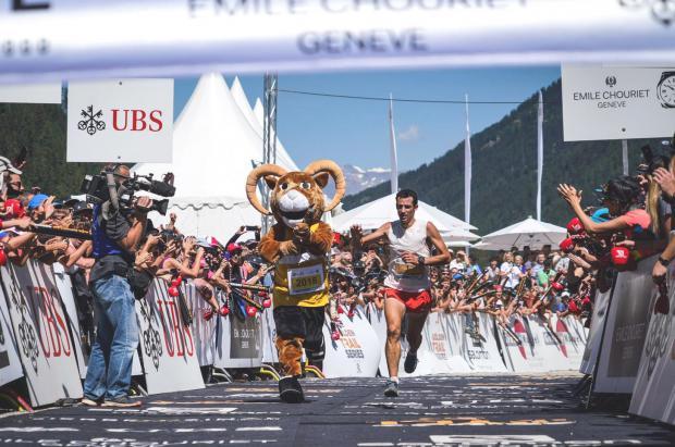 Kilian Jornet sigue agrandando su leyenda al vencer por sexta vez en Sierre Zinal