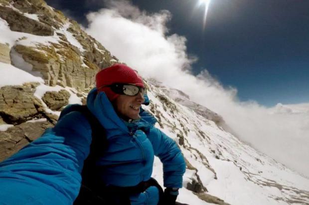 Kilian Jornet llega a los 8.400 metros de altitud en su camino a la cumbre del Everest