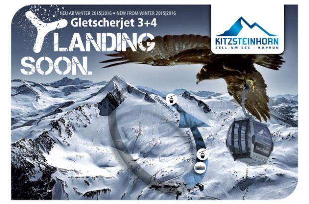 La austriaca Kitzsteinhorn prepara una importante remodelación para su 50 aniversario