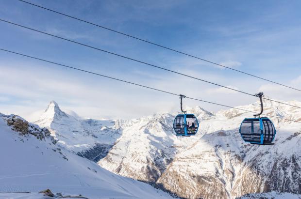 Zermatt sigue invirtiendo y estrena el primer telecabina autónomo de toda Suiza