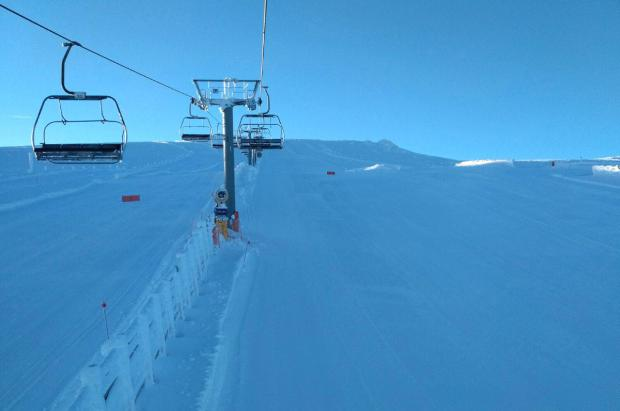 La Covatilla cierra la temporada rozando los 50.000 esquiadores, un 46% más