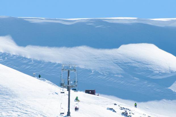 La Hoya sigue el camino de Las Leñas y no abrirá esta temporada de esquí