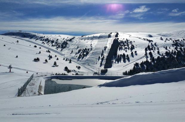 Las 5 estaciones de esquí del Grupo FGC abrirán este puente de diciembre