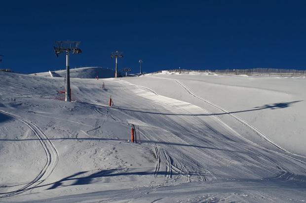 La Molina ofrece este fin de semana 15 km de pistas y actividades para todos