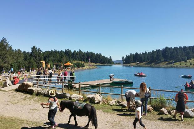 La Molina, Vall de Núria, Vallter 2000 y Port Ainé cierran un verano con 400.000 visitantes