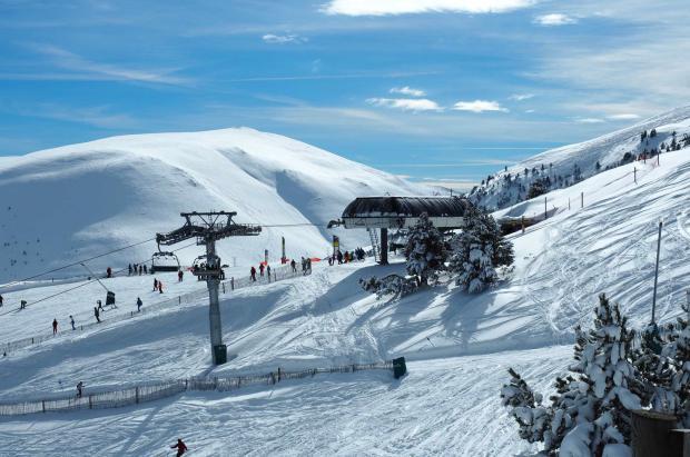 Abre el dominio esquiable conjunto La Molina + Masella, la fecha más temprana de la historia