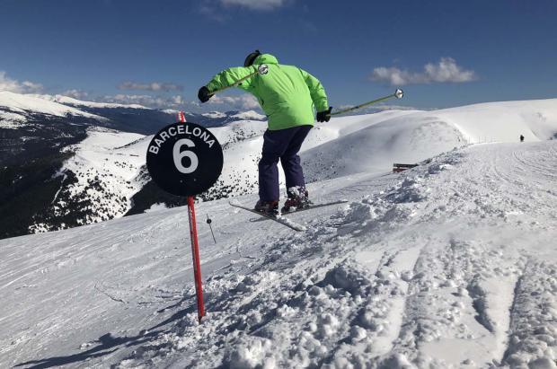 Andorra se ofrece para el proyecto olímpico Pirineus Barcelona 2030