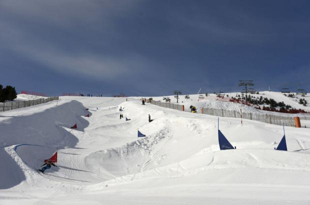 La Copa del Mundo IPC 2017 Para-Snowboard de La Molina finaliza con gran éxito organizativo