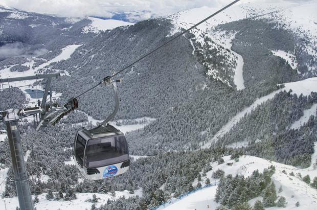 FGC adjudica las obras del 2º tramo del Telecabina Alp 2500 y el Telesilla Coll de Pal