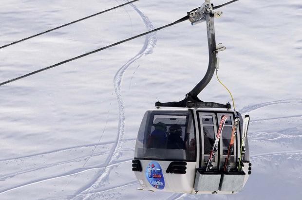 Alp 2500 ya roza los 100 kilómetros de pistas