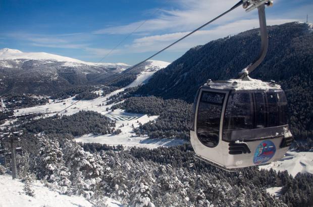 ¡Regalo 75 aniversario! El telecabina de La Molina llegará a la cima de la Tosa este invierno