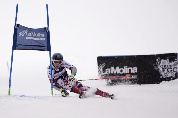 10º aniversario primera Copa del Mundo esquí alpino femenino de La Molina y de los Pirineos