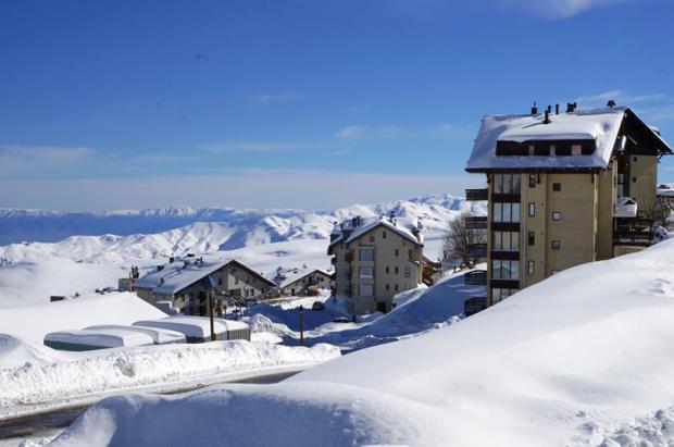 La Parva empezó la temporada 2014 y estrena nuevo Snowpark