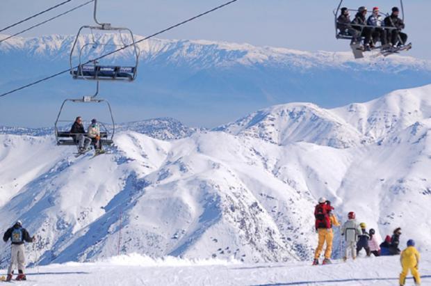 La Parva y El Colorado se unen para ofrecer el dominio esquiable más grande de Sudamérica