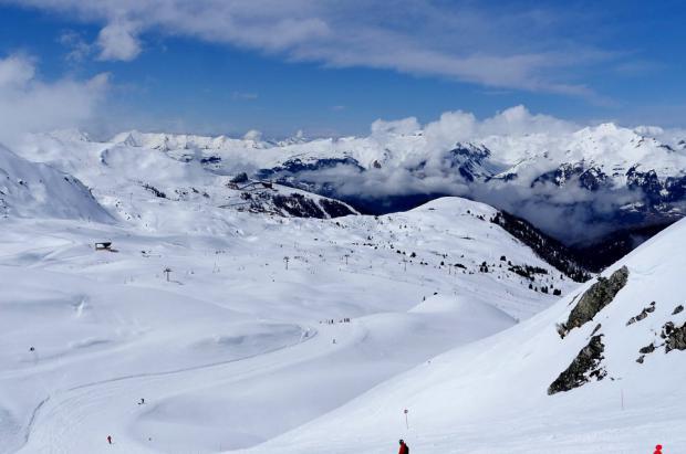 Francia y Austria se disputan la supremacía del turismo de esquí mundial a la espera de EE.UU.