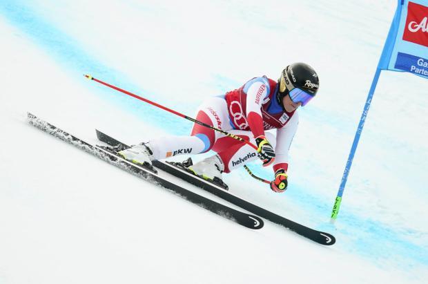 Lara Gut-Behrami impone su ley en Super-G de Garmisch y Clement Noel gana el SL de Chamonix
