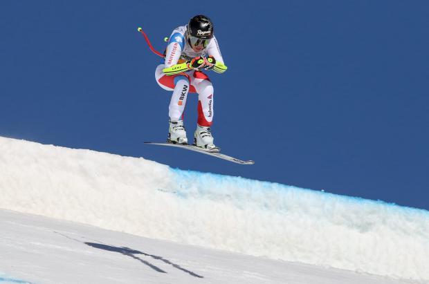Lara Gut-Behrami imparable, gana el descenso de Val di Fassa y ya es líder de la Copa del Mundo